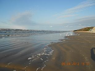 Прибалтика Королева пляжей